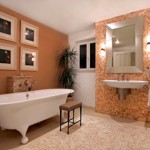 modern bathroom 150x150 Fitted Bathrooms in Limpsfield